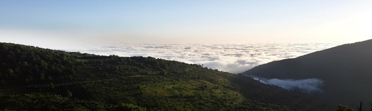 ییلاق سلانسر، تحقق رویای راه رفتن روی ابرها